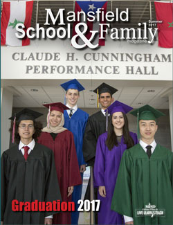 Graduation 2017 Magazine Cover