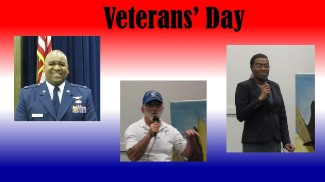 Collage of Veterans' Day Images 2