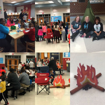Miller Family Math and literacy Night